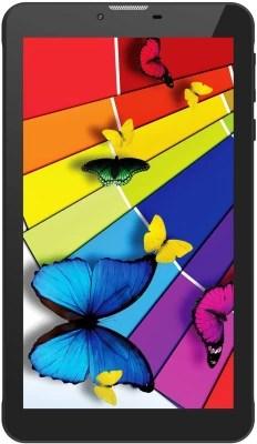 Intex iBuddy 7DD01 8 GB 7 inch with Wi-Fi+3G(Black)