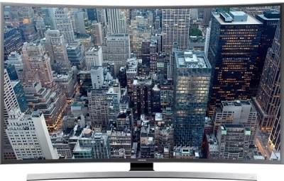 Samsung 102cm (40) Ultra HD (4K) Curved LED Smart TV(40JU6670)