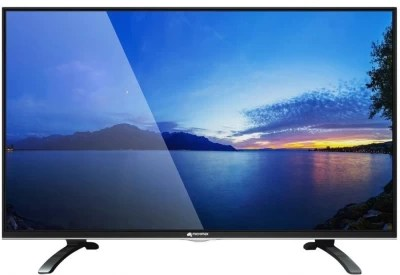 Micromax Canvas 101cm (40) Full HD LED Smart TV(40 CANVAS-S)