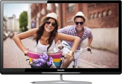 Philips 51cm (20) WXGA LED TV(20PFL3439)