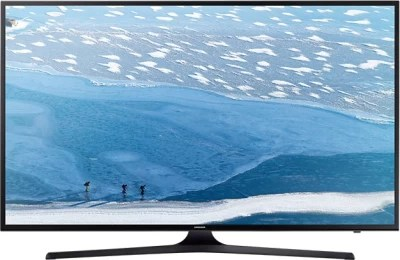 Samsung 101cm (40) Ultra HD (4K) LED Smart TV(40KU6000)