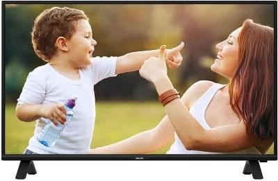 Philips 108cm (43) Full HD LED TV(43PFL4451)