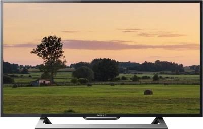 Sony Bravia 101.6cm (40) Full HD LED Smart TV(KLV-40W562D)