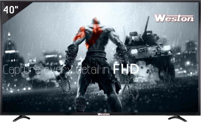 Weston 101cm (40) Full HD LED TV(WEL-4000)
