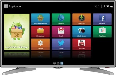 Mitashi 80.01cm (31.5) HD Ready LED Smart TV(MiDE032v02 HS)