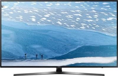 Samsung 138cm (55) Ultra HD (4K) LED Smart TV(55KU6470)