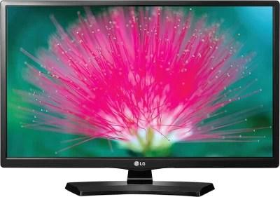 LG 60cm (24) HD Ready LED TV(24LH454A)