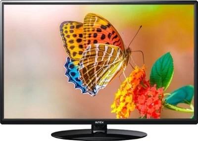 Intex 60cm (23.6) HD Ready LED TV(LED-2412)