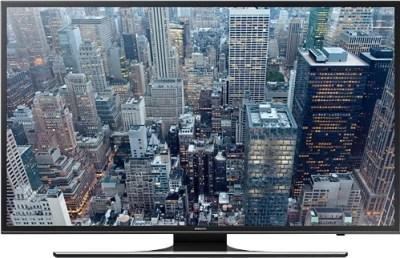 Samsung 139cm (55) Ultra HD (4K) LED Smart TV(55JU6470)