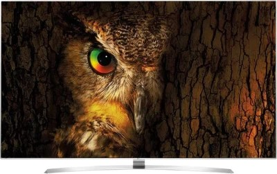 LG 139cm (55) Ultra HD (4K) LED Smart TV(55UH770T)