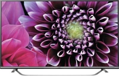 LG 108cm (43) Ultra HD (4K) LED Smart TV(43UF770T)