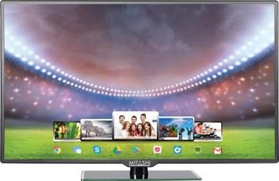 Mitashi 127cm (50) Full HD LED Smart TV(MiDE050v01)