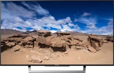 Sony 123.2cm (49) Ultra HD (4K) LED Smart TV(KD-49X8300D)