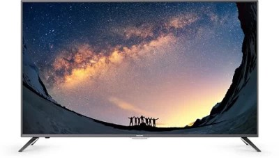Philips 109cm (43) Ultra HD (4K) LED Smart TV(43PUT7791/V7)