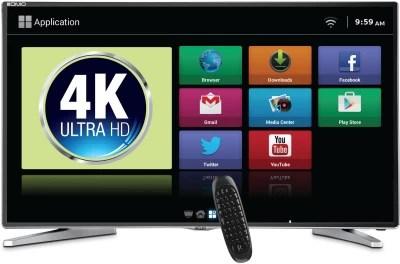 Mitashi 138.68cm (55) Ultra HD (4K) LED Smart TV(MiDE055v22 FS)