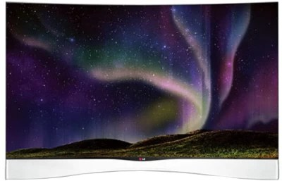 LG 138cm (55) Full HD Curved LED Smart TV(55EA9700)