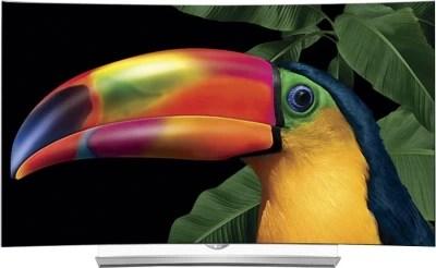 LG 138cm (55) Ultra HD (4K) Curved OLED Smart TV(55EG960T)