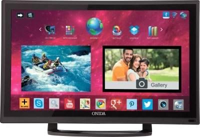 Onida 60cm (24) HD Ready LED Smart TV(LEO24HAIN)