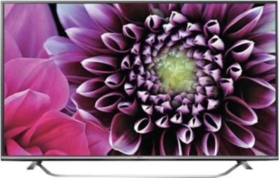 LG 139cm (55) Ultra HD (4K) LED Smart TV(55UF770T)