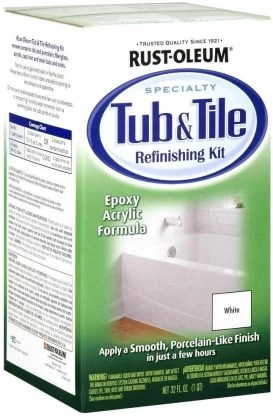 rust oleum specialty tub and tile