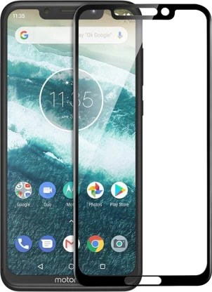Avalik Edge To Edge Tempered Glass for Motorola Moto One Power
