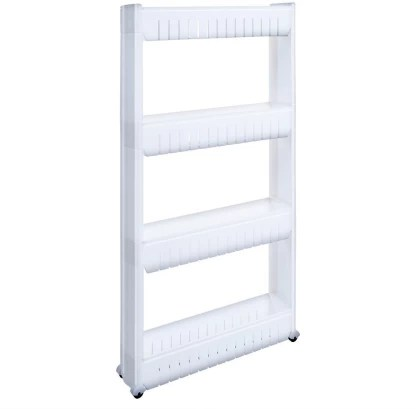 pantry storage rack for narrow spaces