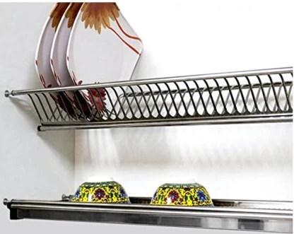 marsun kitchen dish rack for cabinet width 80cm plate kitchen rack