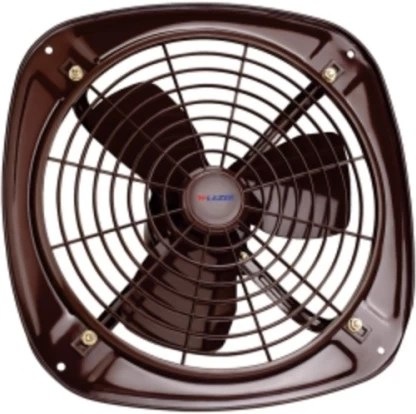 lazer fresh air 12inch 12 inch high speed 300 mm 3 blade exhaust fan