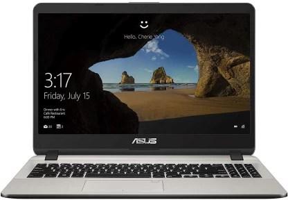 Best Laptops Under 30000 Rs, Asus Core i3 7th Gen - (8 GB/1 TB HDD/Windows 10 Home) X507UA-EJ856T Laptop