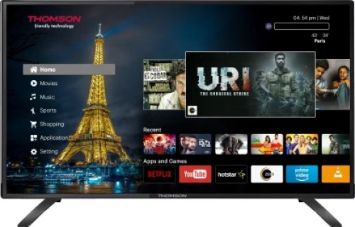 Thomson B9 Pro 102cm (40 inch) Smart TV under 15000 Rs