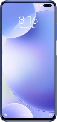 POCO X2 (Atlantis Blue, 64 GB)