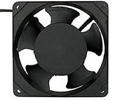 techno tronics ac cooling fan panel fan 4 brushless blower cooler black 120 cm exhaust fan