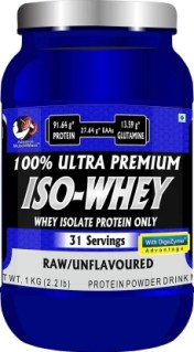 whey protein isolate without side effect