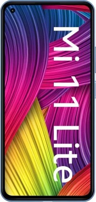 Mi 11 Lite (Jazz Blue, 128 GB)