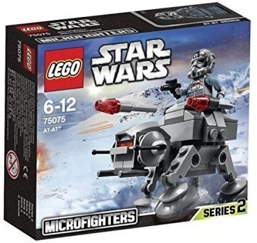 LEGO star wars Blocks   Construction Sets Prices in India   Shop     Lego Star Wars AT AT  Multicolor
