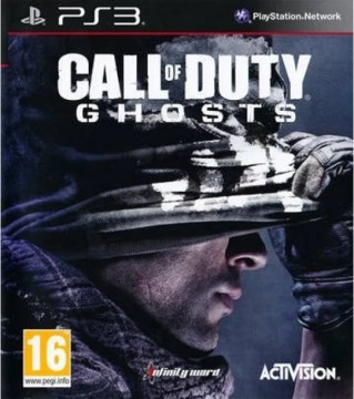 PS3 Games   Buy PS3 Games Online at Best Prices in India   Flipkart com Call Of Duty  Ghosts