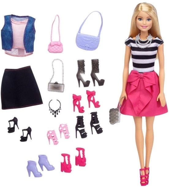 Barbie Fashion Clothes Designer Games