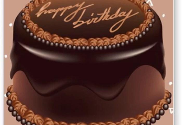 Lolprint Happy Birthday Cake Greeting Card Price In India Buy
