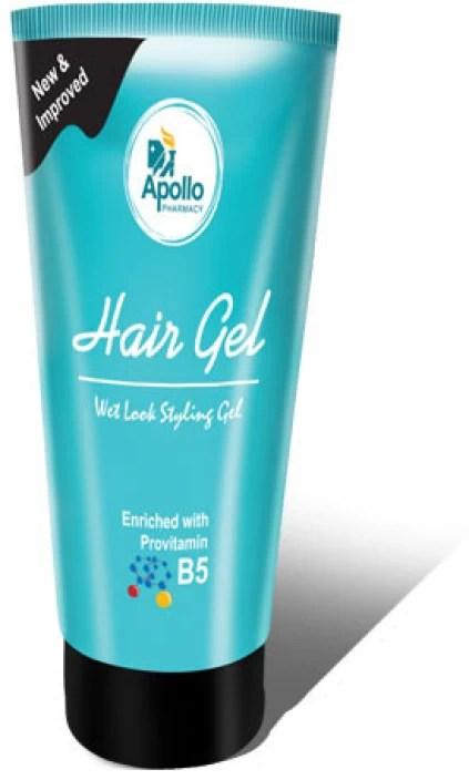 Apollo Pharmacy Wet Look Gel Hair Styler Price In India