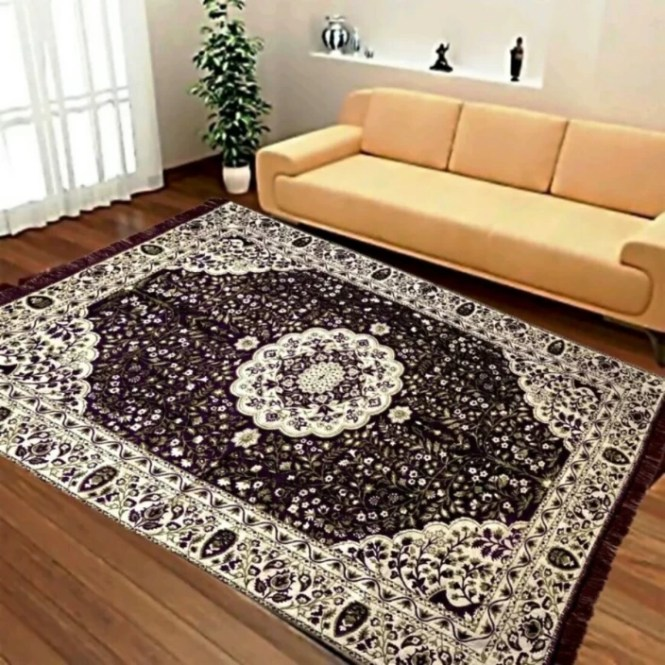 Royal Decor Chenille Carpet Set Of 2