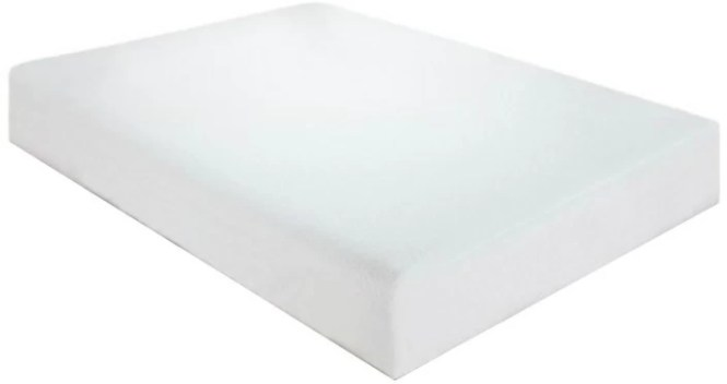 Wakefit Orthopaedic Memory Foam 6 Inch Queen High Resilience Hr Mattress