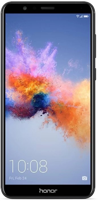 Honor 7X (Black, 64 GB)