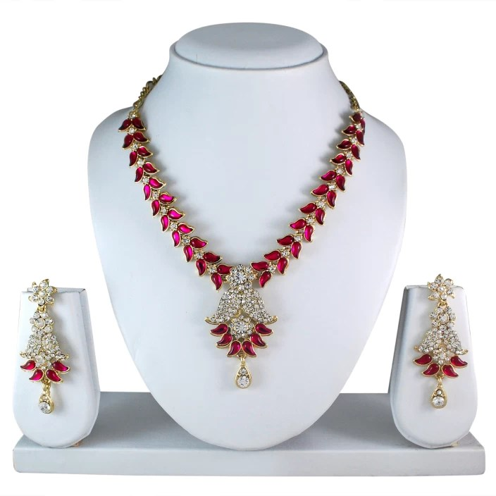 Atasi International Alloy Jewel Set