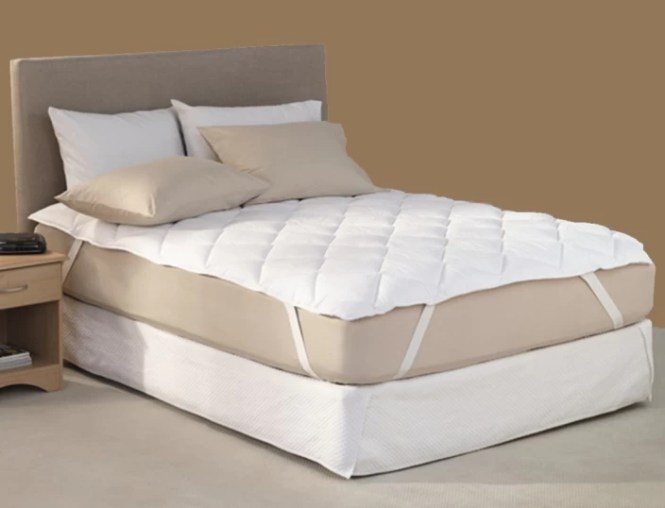 Mharo Rajasthan Elastic Strap Queen Size Mattress Protector