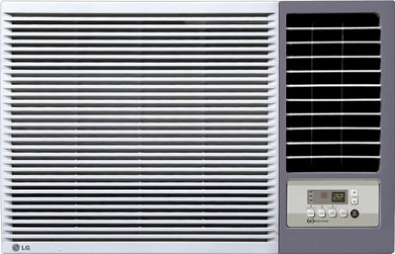 LG 1.5 Ton 5 Star Window AC - White(LWA5CS5A)