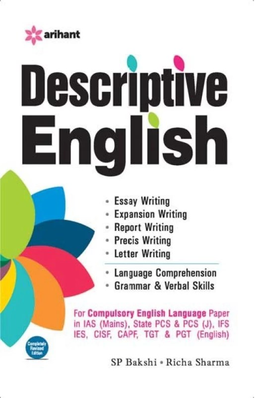 Descriptive English(English, Paperback, Experts' Compilation)