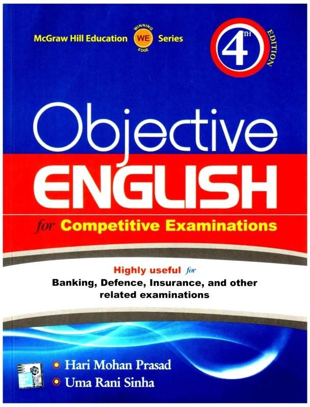 Objective English for Competitive Examinations 4th Edition(English, Paperback, Hari Mohan Prasad, Uma Rani Sinha)