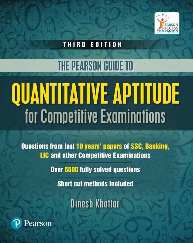 Quantitative Aptitude for Competitive Examinations 3 Edition(English, Paperback, Dinesh Khattar)