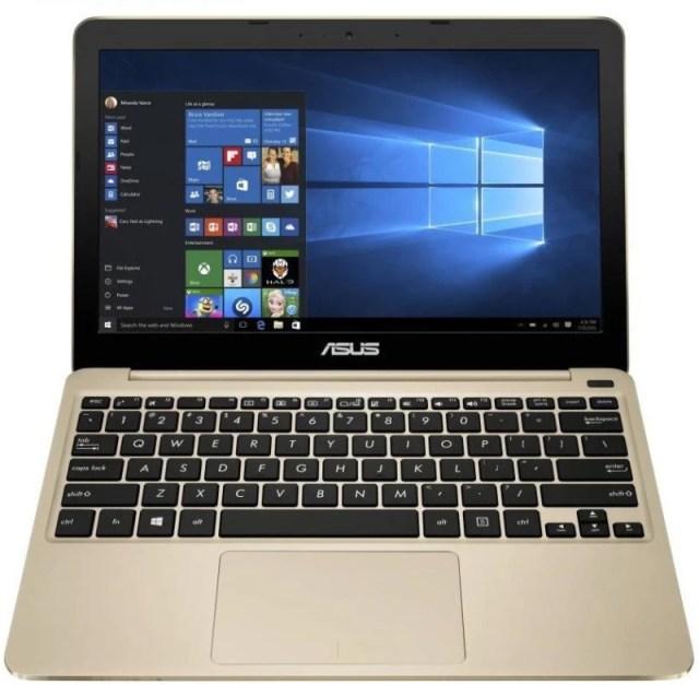 Asus EeeBook Atom - (2 GB/32 GB EMMC Storage/Windows 10 Home) E200HA-FD0006TS Laptop(11.6 inch, Gold, 0.98 kg)