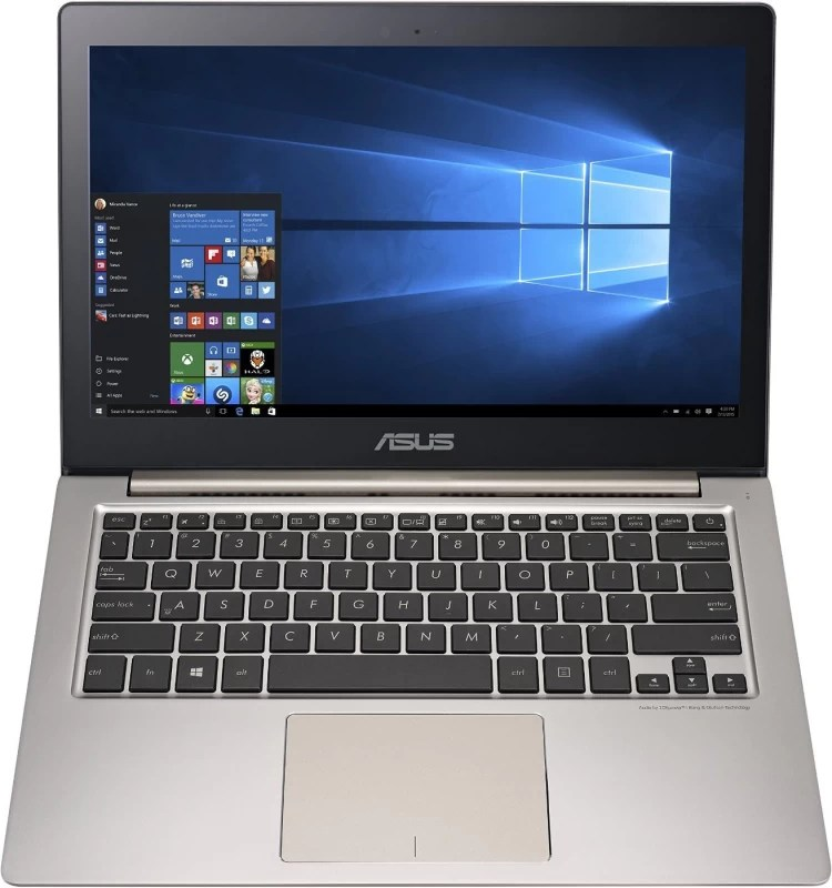 Asus ZenBook Core i5 6th Gen - (8 GB/1 TB HDD/Windows 10 Home/2 GB Graphics) UX303UB-R4013T Thin and Light Laptop(13.3 inch, SMoky Brown, 1.45 kg)